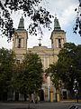 Kościół Przemienienia Pańskiego - Radzymin 02.JPG