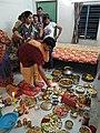 Kojagari Lakshmi Puja - Bengali Brahman Family - Howrah 20171005190104.jpg