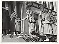 Koninklijk huis, koninginnen, prinsen, defiles, koninginnedag, klederdrachten, B, Bestanddeelnr 019-0265.jpg