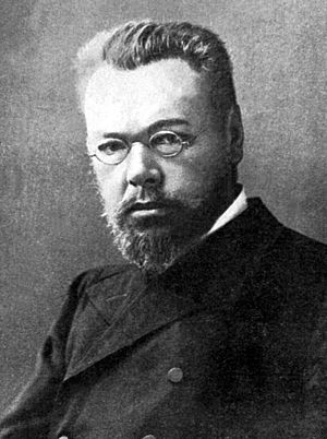 Konstantin Satunin - Image: Konstantin Alekseevich Satunin