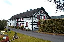 Hohestraße in Monschau