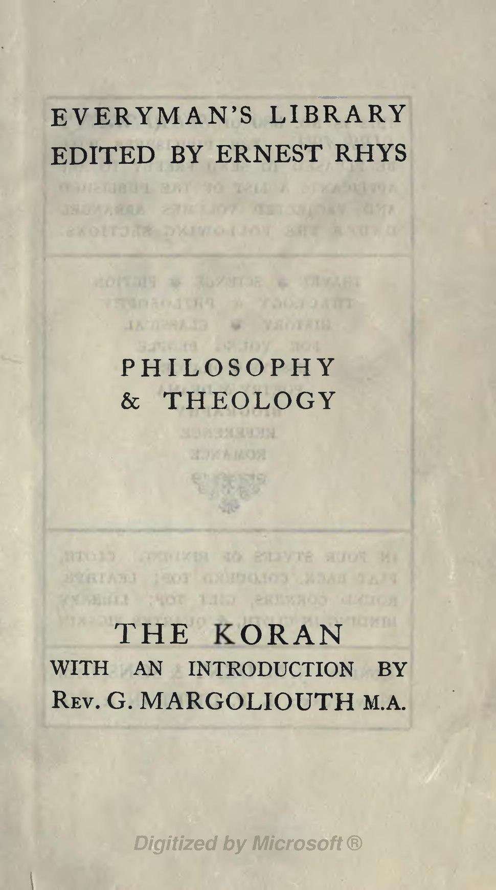 Koran - Rodwell - 2nd ed.djvu