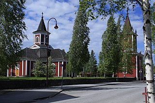 Kortesjärvi Former municipality in Southern Ostrobothnia, Finland