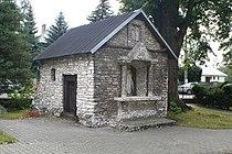 Kostnica - Ogrójec przy kościele w Skarżycach IMG 6149.JPG