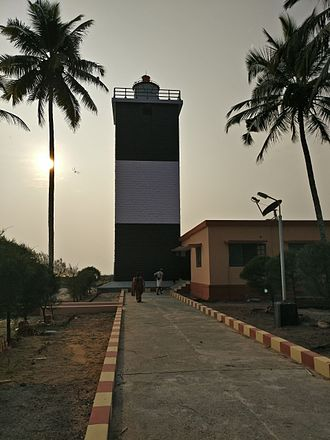 Kovilthottam Lighthouse - Kovilthottam Lighthouse