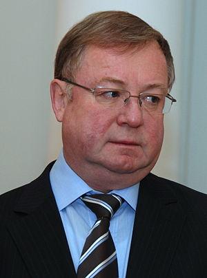 Director of FSB - Image: Krievijas Revīzijas palātas priekšsēdētājs (4187361112)
