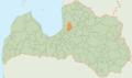 Krimuldas novada karte.png