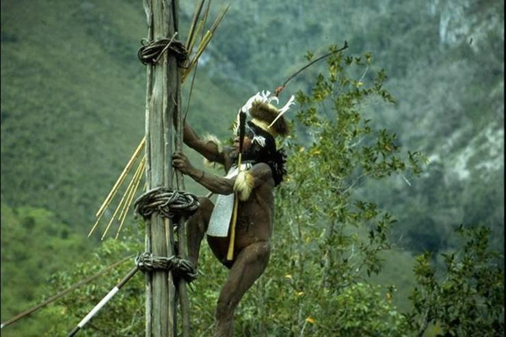 Kurulu Village War Chief