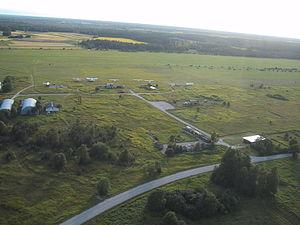 Rapla Airfield - Image: Kuusiku