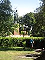 Kyiv - Taras Shevchenko in his park.jpg