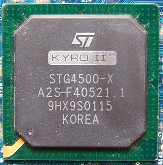 PowerVR - KYRO II.