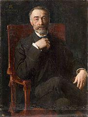 Portrait de Léon Mestayer