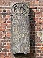 Lüneburg St Johannis außen Epitaph Tobing.jpg