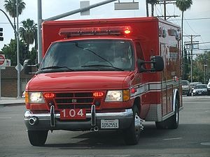 Rescue Ambulance 104