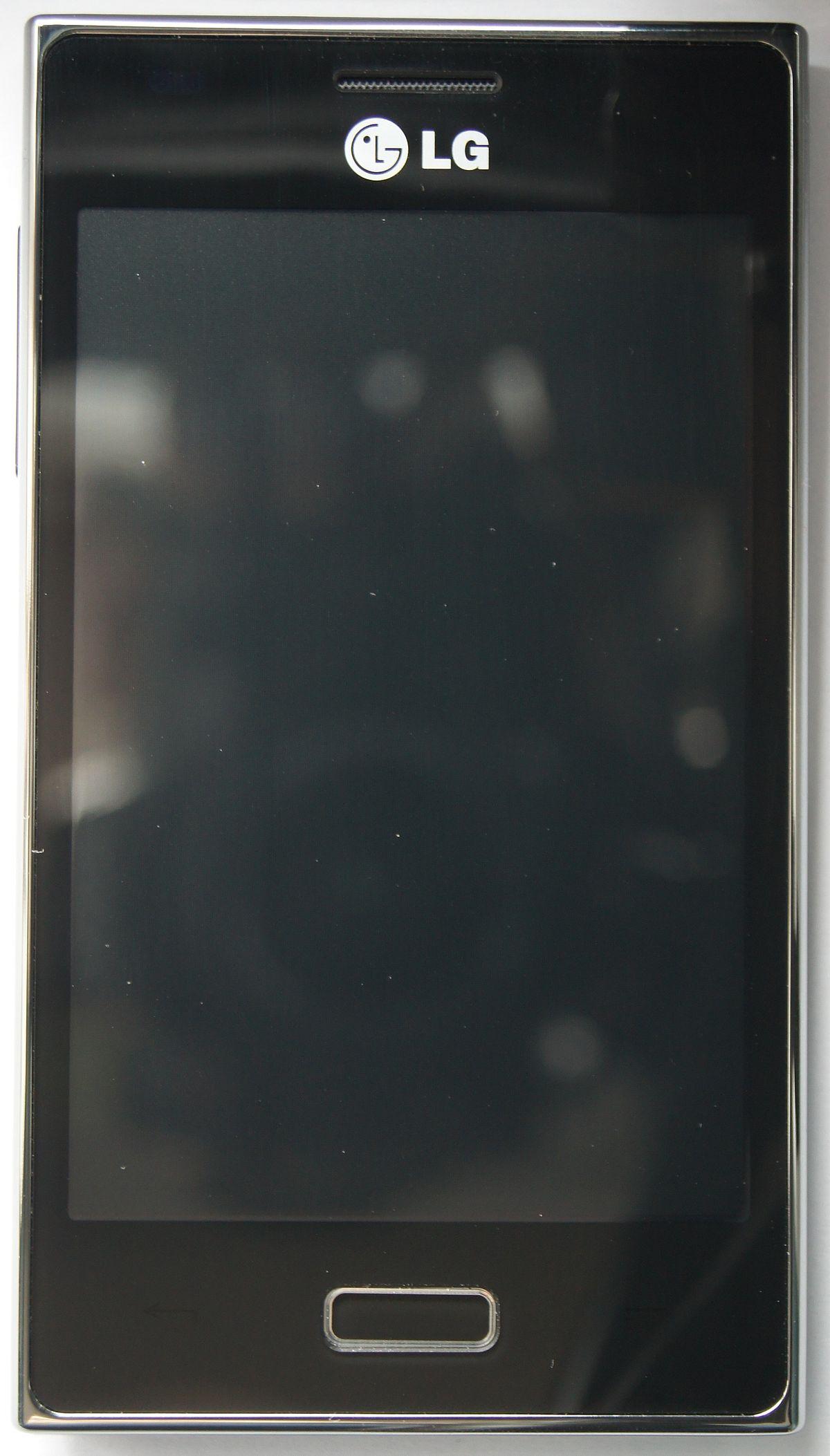 LG Optimus L5 - Wikipedia
