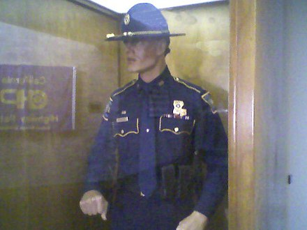 Example Louisiana State Trooper Uniform