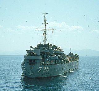 USS <i>Dukes County</i> (LST-735)