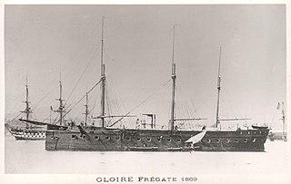 French ironclad <i>Gloire</i> Gloire-class ironclad