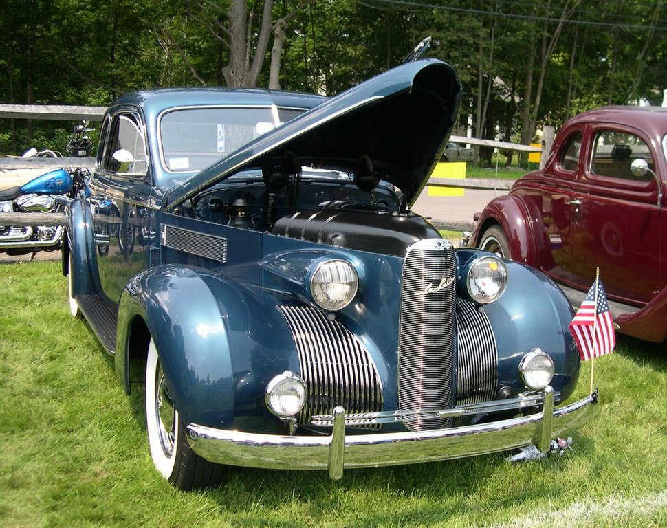 File:LaSalle 1939 Series 50 Coupe.jpg - Wikimedia Commons