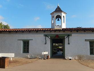 Old Town, San Diego - Las Casa de Estudillo Museum, Old Town