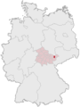 Lage der kreisfreien Stadt Gera in Deutschland.png