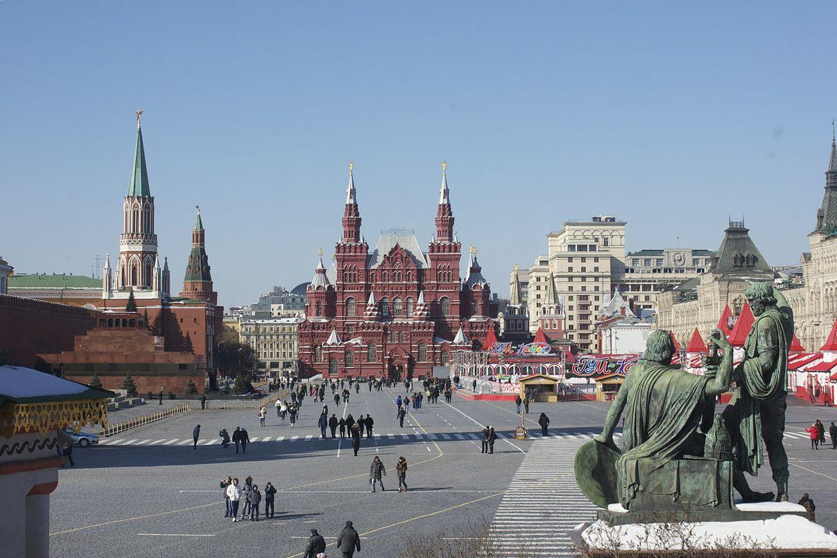 Moskova Väkiluku