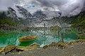 Lake Bondhus Norway 2862 plastic-foil-relief.jpg