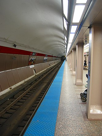 State Street subway (CTA) - Image: Lake Red Line CTA