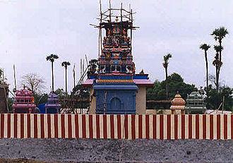 Vandalur - Lakshmi Kuberer Temple
