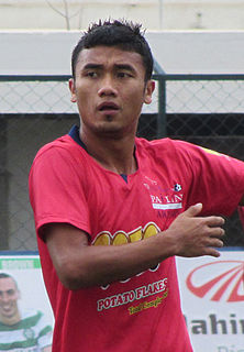 Lalrozama Fanai Indian professional footballer