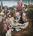 Lamentation by Jacob Cornelisz. van Oostsanen, Columbus Museum of Art.JPG
