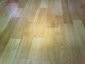 Lamination - Laminate flooring