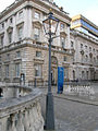 Lamppost, Somerset House Courtyard, Strand WC2 - geograph.org.uk - 1282643.jpg