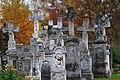 Lapidarium na Cmentarzu Komunalnym przy ul. Kościuszki.jpg
