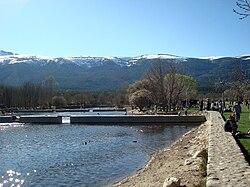 Valle del lozoya wikipedia la enciclopedia libre for Piscinas naturales buitrago