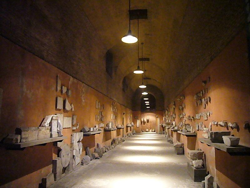 File:Laterano scavi - accesso 1190314.JPG