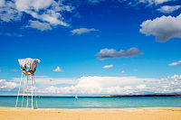 كل شي عن مدينة اللاذقية السياحية الرائعة مع صور 200px-Lattakia_beach