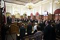 Latvijas Republikas proklamēšanas 95. gadadienai veltītā Saeimas svinīgā sēde (10923844644).jpg