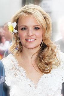 Laura Aikman British actress
