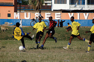 Football in Burundi - Football in Burundi