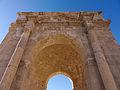 Le Tétrapyle Nord de Jerash - 8 novembre 2014 03.jpg