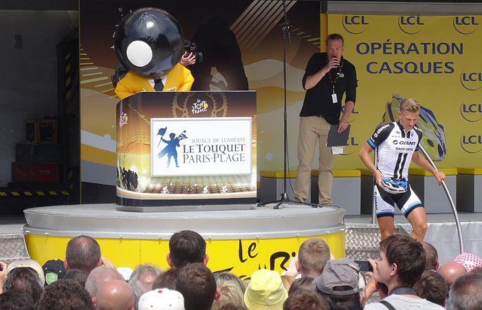 Le Touquet-Paris-Plage - Tour de France, étape 4, 8 juillet 2014, départ (B012).JPG
