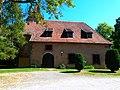 Le chateau d'Einhartshausen, vue de face.JPG