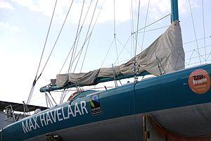 Le voilier de course Open 60 Max Havelaar (4).JPG