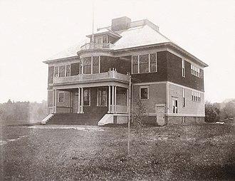 Turner, Maine - Leavitt Institute, first secondary school in Turner. Replaced by Leavitt Area High School