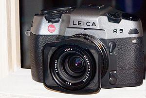 Leica R8-R9 - Leica R9