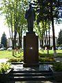 Lenin monument in Rahačoŭ.JPG