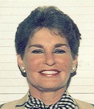 Leona Helmsley - Helmsley in 1988