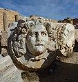 Leptis Magna - Fragment Kopf.jpg