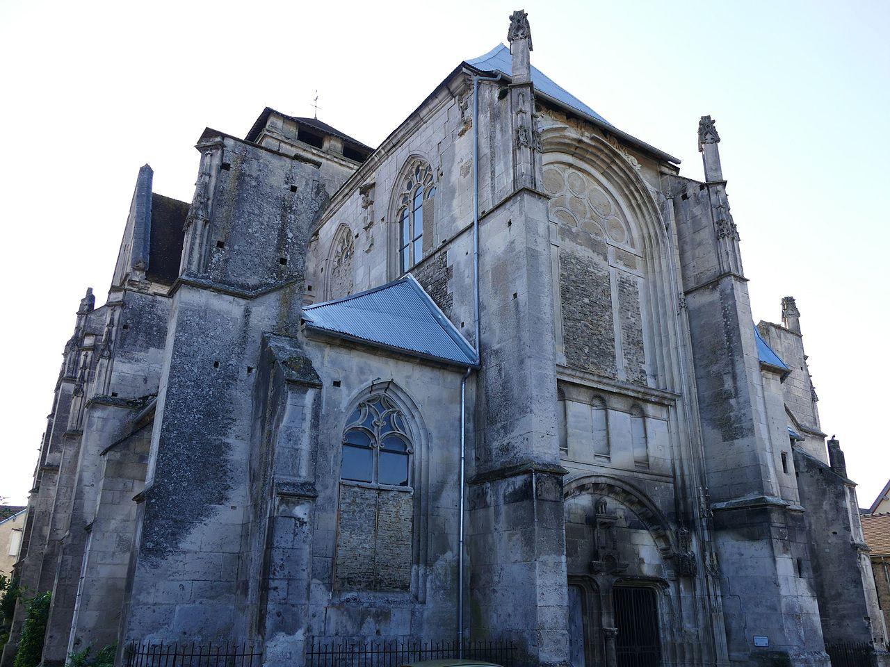 Les Riceys - Église Saint-Jean-Baptiste de Ricey-Haute-Rive - 13.jpg
